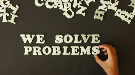 sorunlar : We solve Problems