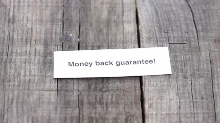 loja : Money Back Guarantee