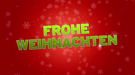 weihnachtsmann : Merry Christmas (In German)