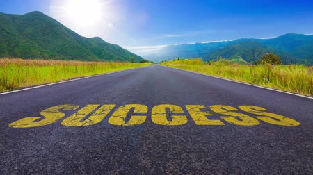 sucesso : Road to success
