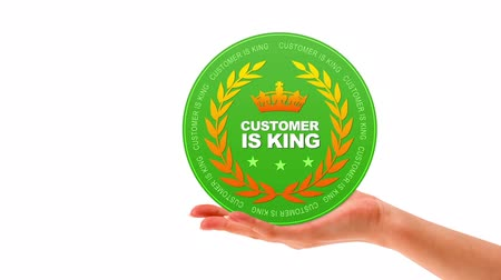 király : The customer is king