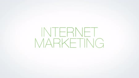 Stap 5 Internet Marketing Concept