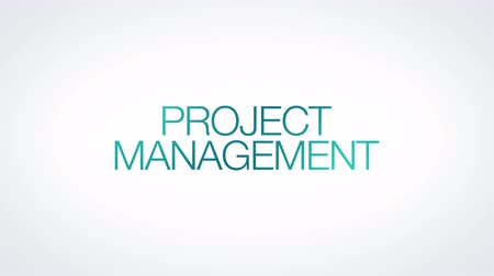 проект : 5 Step Project Management Concept