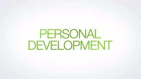 5 Step Personal Development Concept