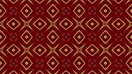 delirar : Frenetic, bombastic, energetic bombardment of fast-paced, quickly-changing kaleidoscopic patterns in Christmas colors resembling snowflakes or Christmas wrapping paper patterns. Loops seamlessly.