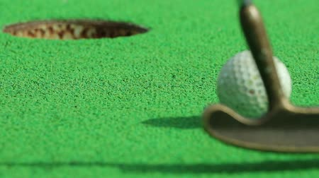 golfe : Golf, cup-in on Green