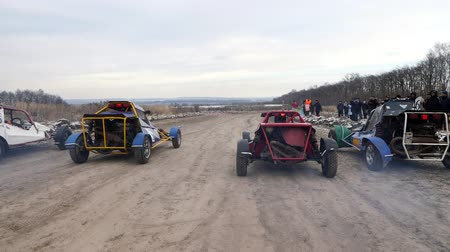 buggy car : Sport. Autocross, buggies machines.