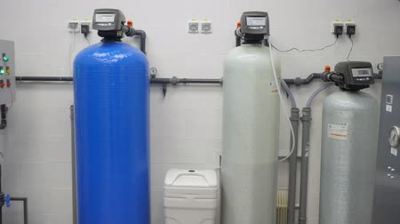 engenharia : Water treatment system