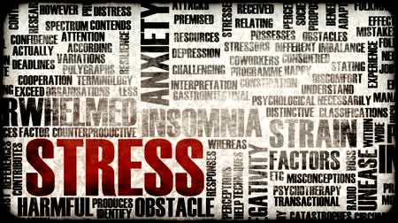 stres : Stress Management of a Stressed Person as Concept