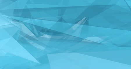 stylization : Abstract Futuristic Background with Moving Shapes Stock Footage