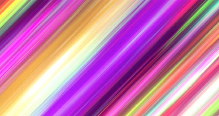 osobowość : Diagonal Lines with Colorful Spectrum for Advertizing Background Wideo