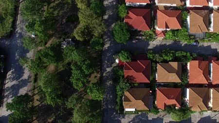 жилье : aerial view of home village in good environment of green park