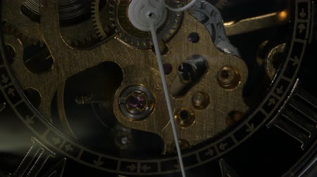mecânica : Watch mechanism. Close up