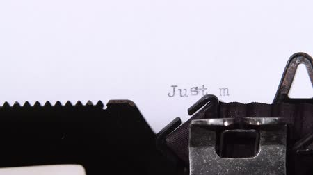 realization : Word is just merried , printed on a piece of paper. Close up