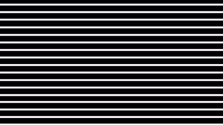zebra : Graphic abstraction of horizontal white lines rising up on black background