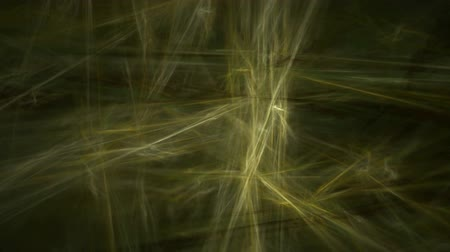 Gold yellow straw abstract background seamless loop. Suitable for horizontal and vertical video format. Stok Video