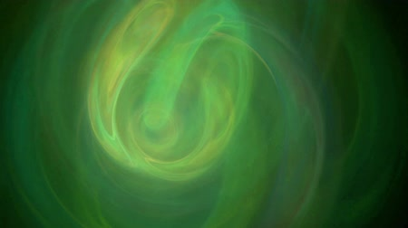 Light green smoke pattern abstract background seamless loop. Suitable for horizontal and vertical video format.
