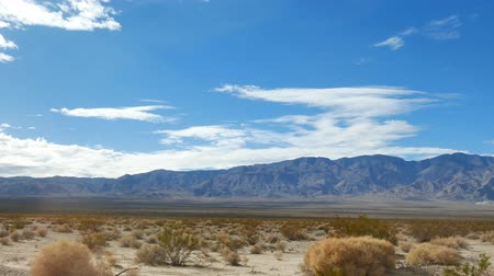 venkovský : mountain landscape around Death Valley National Park, California