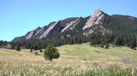 pedregulho : The beautiful Flatirons at Boulder, Colorado, United States