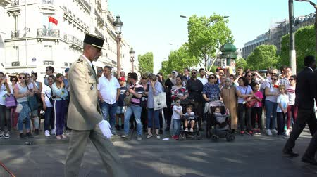ветеран : France, MAY 7: Veterans Day at Paris, France on MAY 7, 2018 at Paris, France