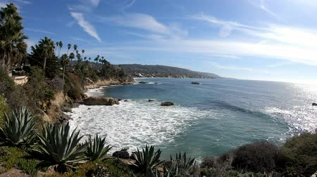 郡 : Beautiful scenery around Laguna Beach, California