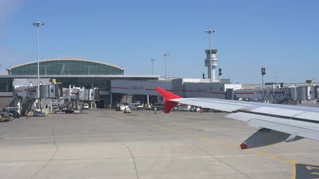 canadien : Toronto, 31 SEP: Aéroport international Pearson de Toronto, le 31 SEP, 2018 à Toronto