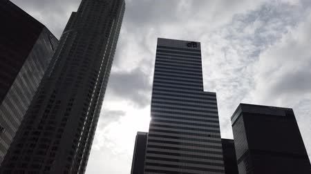 us bank tower : Los Angeles, FEB 6: US Bank tower, Tall building around the downtown on FEB 6, 2019 at Los Angeles