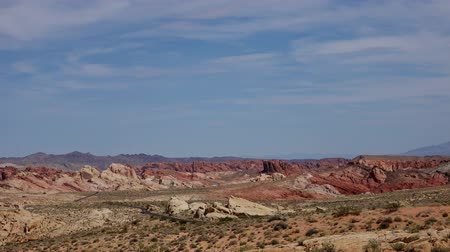 valley of fire : Beautiful landscape around Valley of Fire State Park at Nevada