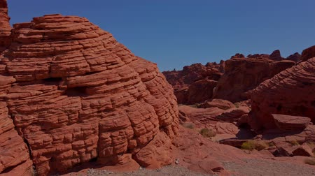 bijenkorf : Beehive Rock Formation in Valley of Fire at Nevada