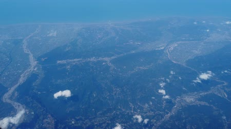 台湾 : Aerial view of the Miaoli County at Taiwan