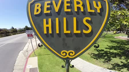 colline : Beverly Hills Sign