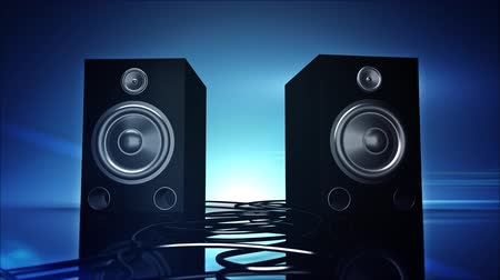 alto falante : Thumping Bass Speakers