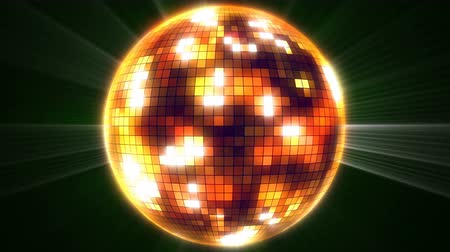 background gold : Spiegel disco ball.