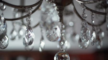 csillár : Camera Panning on the Crystal Chandelier