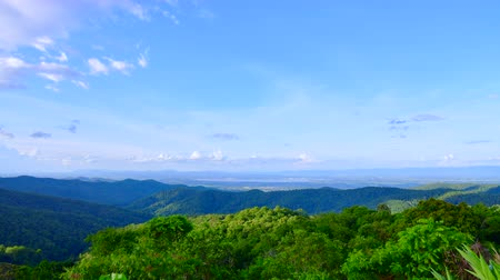 pontos : 4K time lapse video of Kwan Phayao top view, Thailand.