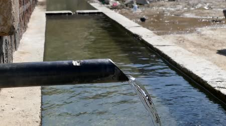 континентальный : turkey in Anatolia a fountain, a corrugated spring