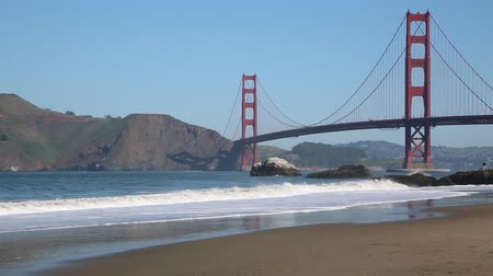 goldene : Golden Gate Bridge - San Francisco, Kalifornien Videos