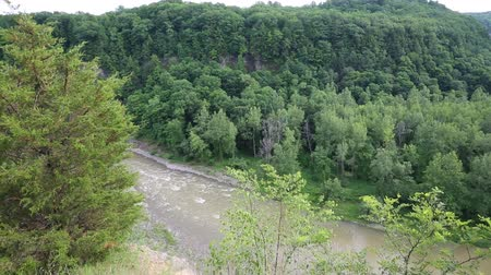 recreatie : Genesee River - Letchworth State Park, New York
