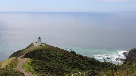 pacífico : Cape Reinga lighthouse, New Zealand