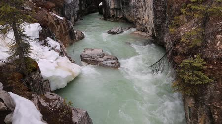 ingiliz columbia : Tokumm Creek in Marble Canyon, Canada