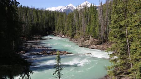Kicking Horse River, Yoho NP, 캐나다