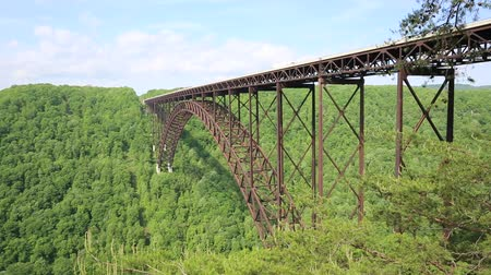 ravina : New River Gorge Bridge, West Virginia