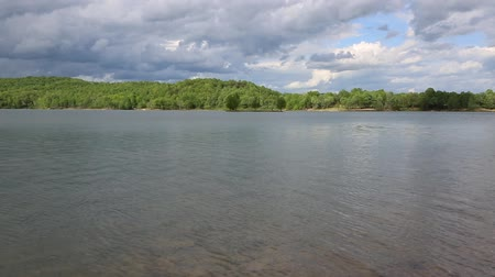 Виргиния : Summersville Lake, West Virginia