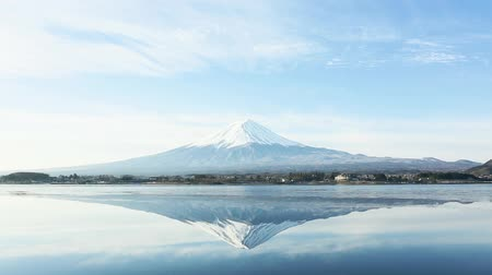 kimse : a inverted image of Mt. Fuji