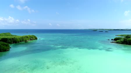okinawa : the beautiful seascape at Okinawa in Japan