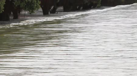 floods : Flood, Water flow over road