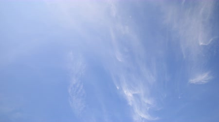 jasno : time lapse of sky and clouds running billowing.