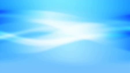 abstrakce : Blue shining abstract background. Seamless loop cycle animation.