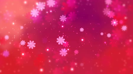 svolazzi : Beautiful red flowers holiday background.