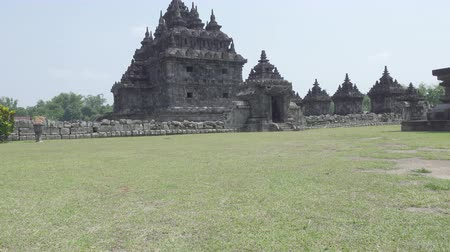 monumentální : Buddhist temple in Magelang, Central Java, Indonesia